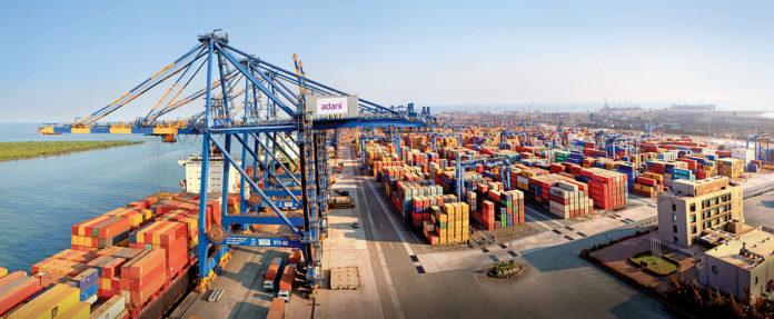 tradelens supply chain