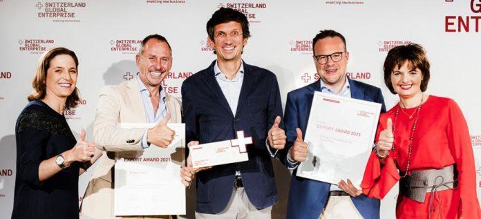 switzerland award
